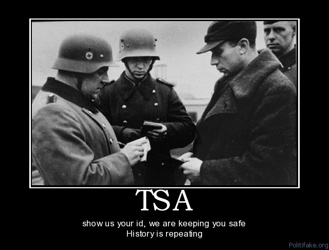 DHS Nazis