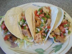 Potacos or Potato tacos