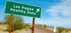 Eating healthy in Las Vegas