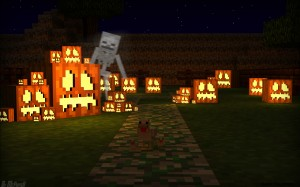 minecraft-halloween